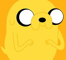 Jake the Dog by paolowhoa
