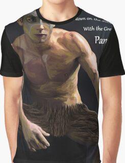 DeCONpression 12 Dark Pan Double Down Graphic T-Shirt