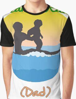 Hawaiian for Father: Makua Kane Graphic T-Shirt