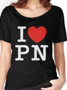 I Love Panem (for dark tee's) Women's Relaxed Fit T-Shirt