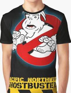 PNW: Ghostbusters Poster Graphic T-Shirt
