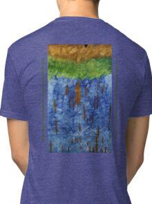 Meat Nails  Tri-blend T-Shirt