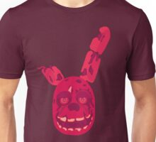 Wine Red Springtrap Unisex T-Shirt