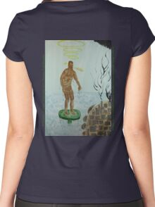Pollution Avenger Women's Fitted Scoop T-Shirt