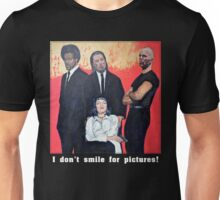 I Don't Smile for Pictures Unisex T-Shirt
