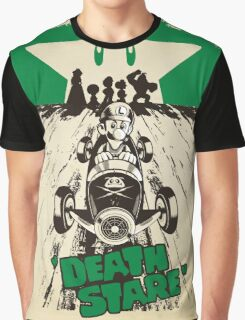 DEATH STARE Graphic T-Shirt