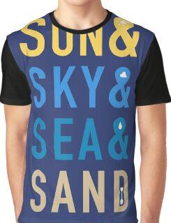 Fun In The Sun Graphic T-Shirt
