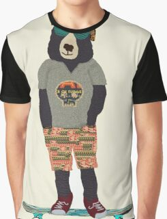 fudge bear Graphic T-Shirt