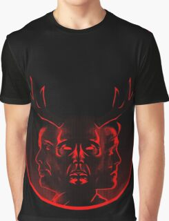 Blood Brothers - Hannibal & Will Graham Graphic T-Shirt
