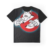 PNW: Ghostbusters Poster (logo) Graphic T-Shirt