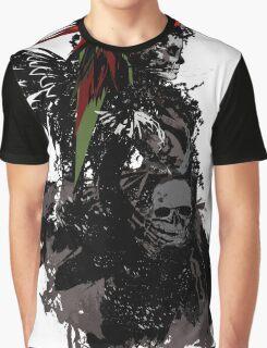 Skull Girl Graphic T-Shirt