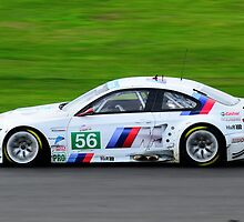 BMW M3 No 56 by Willie Jackson