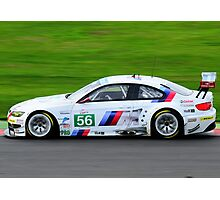 BMW M3 No 56 Photographic Print