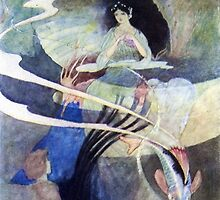 """""""Under The Sea"""" by Charles Robinson by LilithDeAnu"""
