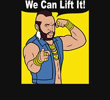Gym Mr T We Can Lift It! Unisex T-Shirt