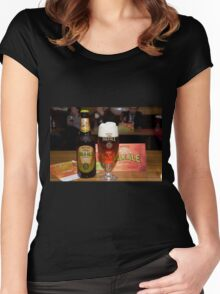 Brackie Pale Ale Women's Fitted Scoop T-Shirt