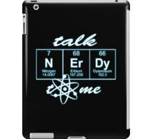 Talk Nerdy to me... iPad Case/Skin