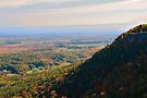 Escarpment East View by John Schneider