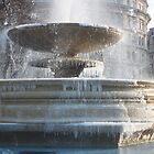 Frozen Fountain by rafstardesigns