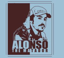 Fernando Alonso - The Matador by oawan