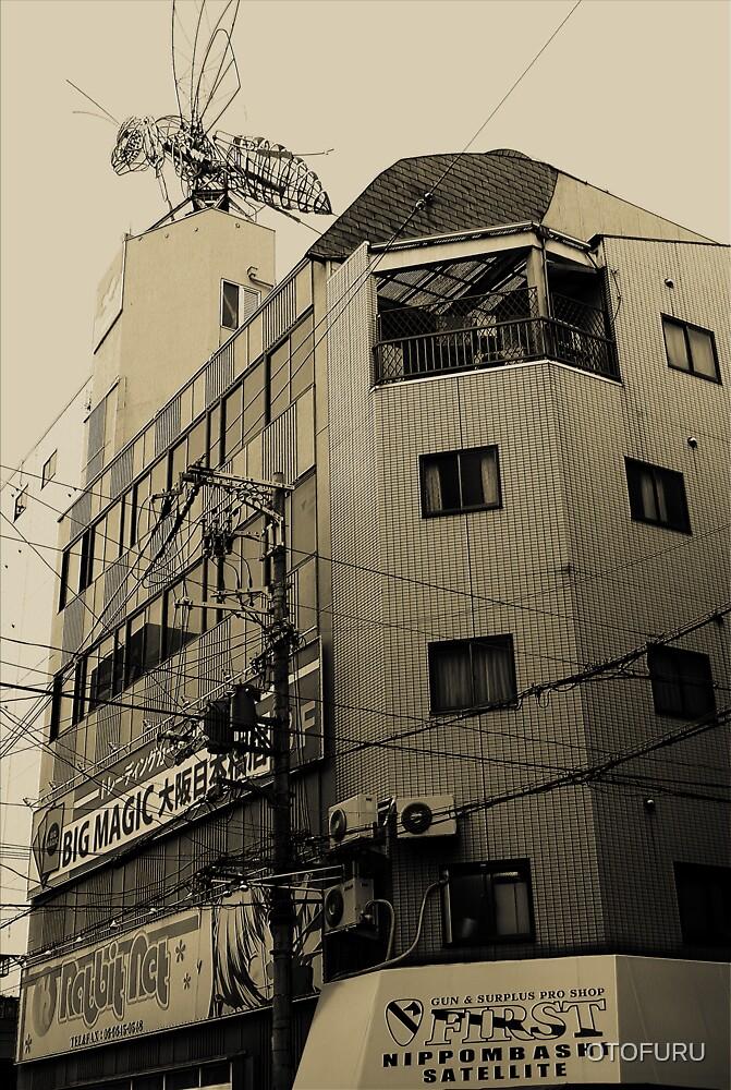 denden town 5 by OTOFURU