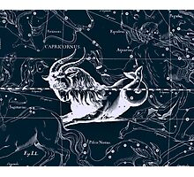 Capricornus Constellation Photographic Print