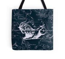 Capricornus Constellation Tote Bag