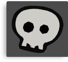 Baby Skulls Canvas Print