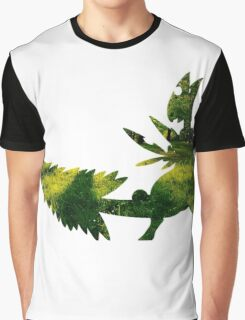 Mega Sceptile used Leaf Storm Graphic T-Shirt