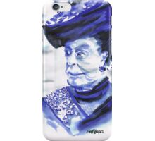 Lady Violet the Dowager iPhone Case/Skin