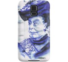 Lady Violet the Dowager Samsung Galaxy Case/Skin