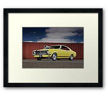 Holden HK GTS Monaro Framed Print