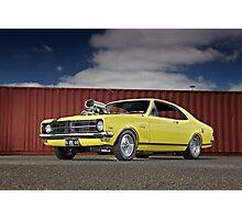 Holden HK GTS Monaro Photographic Print