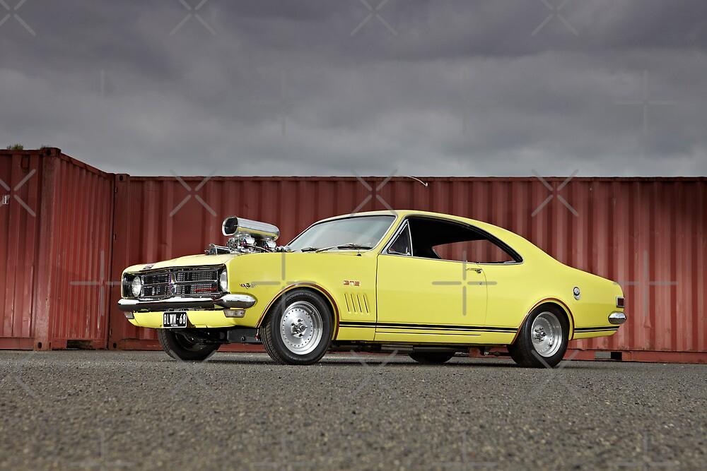 Holden HK GTS Monaro by John Jovic