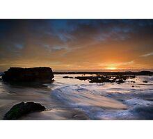 Boxing Day Sunrise Photographic Print