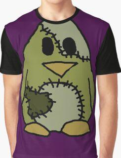 Frankenstein's Penguin Graphic T-Shirt