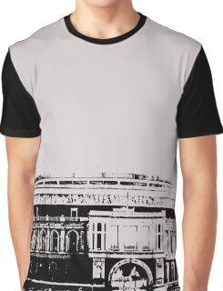 Royal Albert Hall - London, Hyde Park Graphic T-Shirt