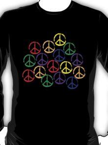 Peace Sign T-Shirt T-Shirt