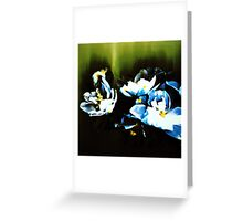In the night garden Greeting Card