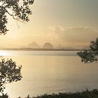 Late afternoon on Bribie Island by STHogan