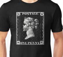 Penny Black Death Unisex T-Shirt