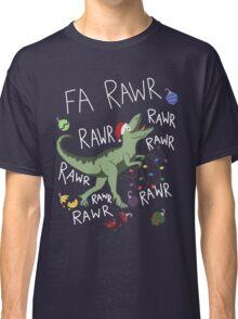 T-Rex Christmas Dinosaur - Dinosaur Christmas Classic T-Shirt