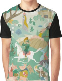 The Land of Enchantment Graphic T-Shirt