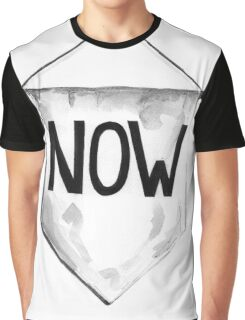 Now Graphic T-Shirt
