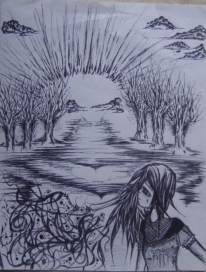 Maiden's Prayer by Gabrielle Tan