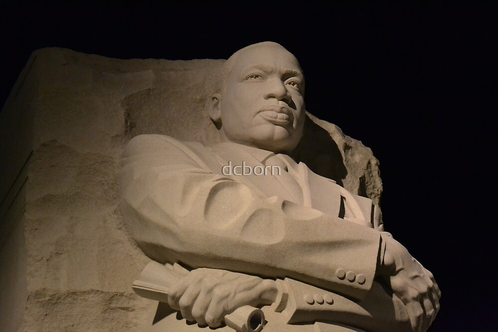 MLK memorial Washington, DC by dcborn