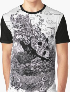 Land of the Sleeping Giant Graphic T-Shirt