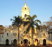 The Oldest Jesuit Mission In Paraguay by SlenkDee