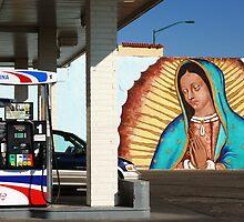 Praying for Cheap Gas by Ray Chiarello