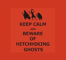 Keep Calm and Beware of Hitchhiking Ghosts by zmayer